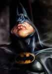 Batman-Caricature