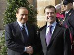Dmitry-Medvedev-And-Silvio-Berlusconi
