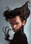 Hugh-Jackman-Caricature