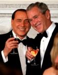 Silvio-Berlusconi-And-Bush