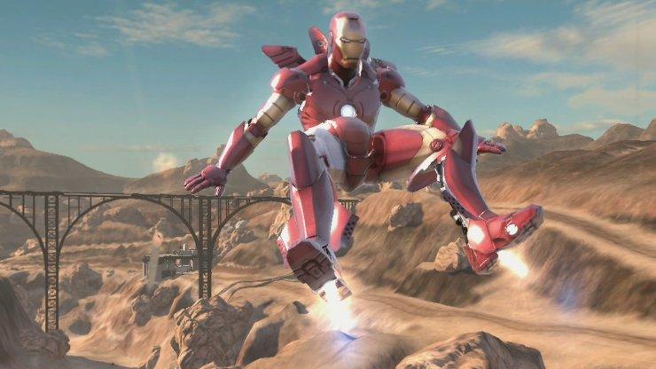 Free Download Iron Man 2 PC Game Full Version | Blog Game